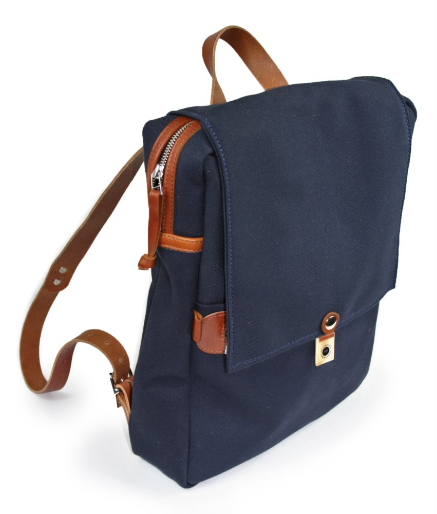 Bevan Canvas Backpack