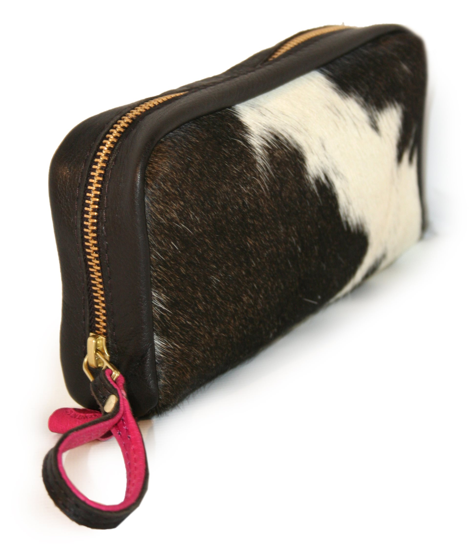 Cow Hair Purse