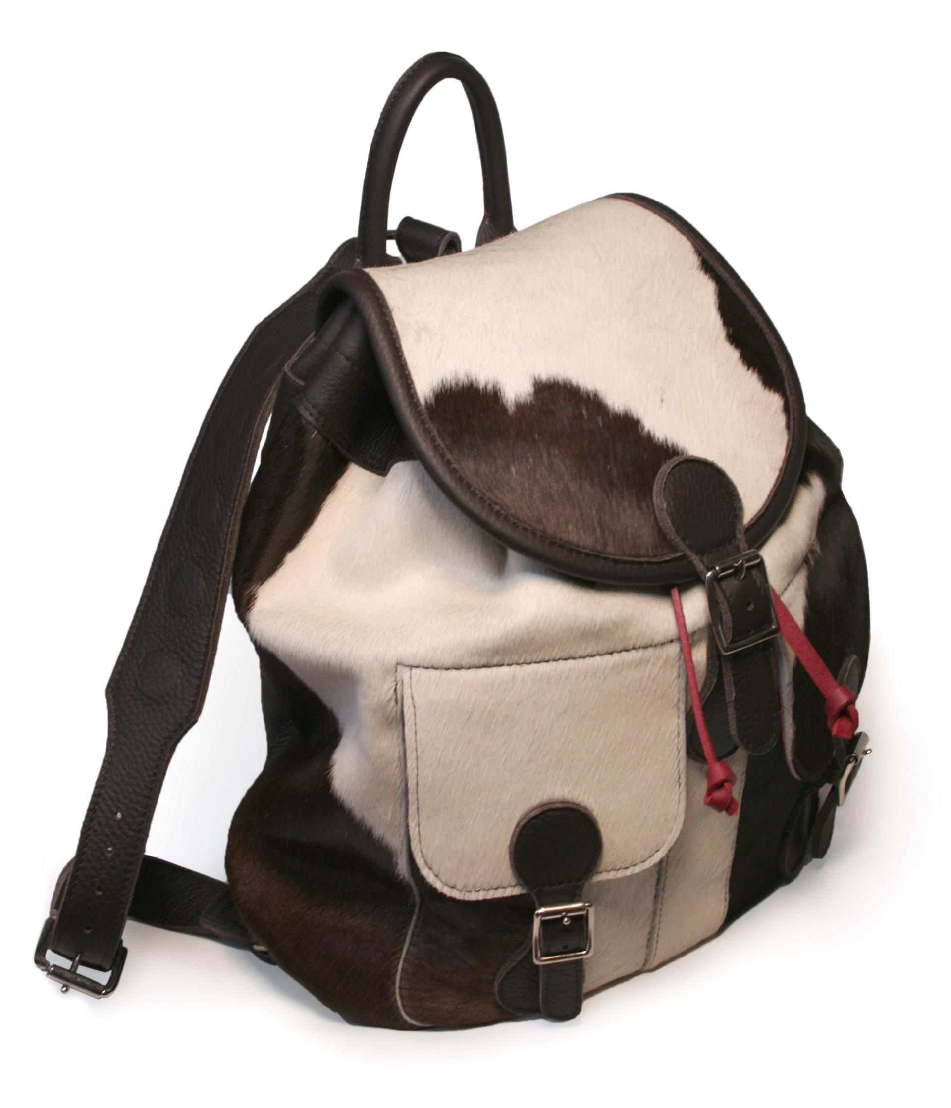 Cow Hair Marches Rucksack