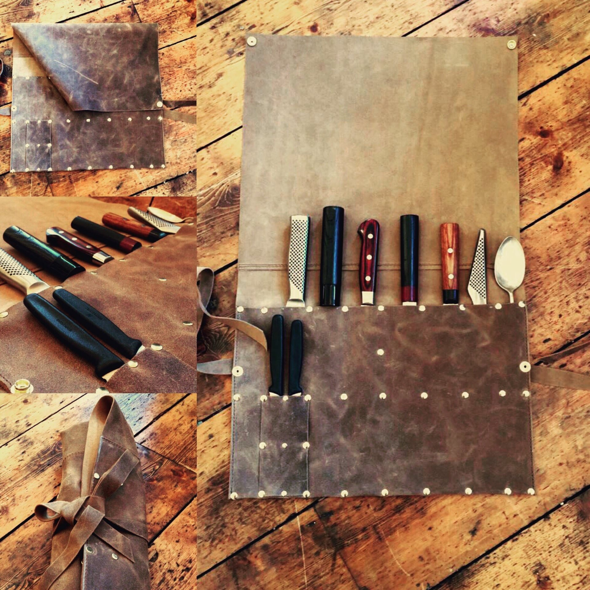 Chefs Knife Roll
