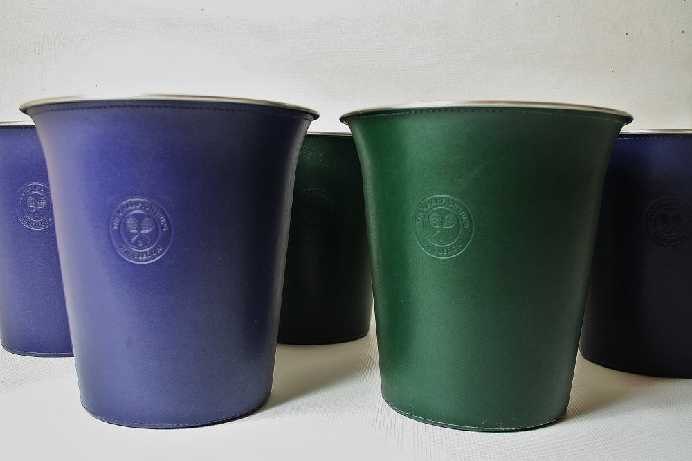 Champagne buckets for Wimbledon 2014