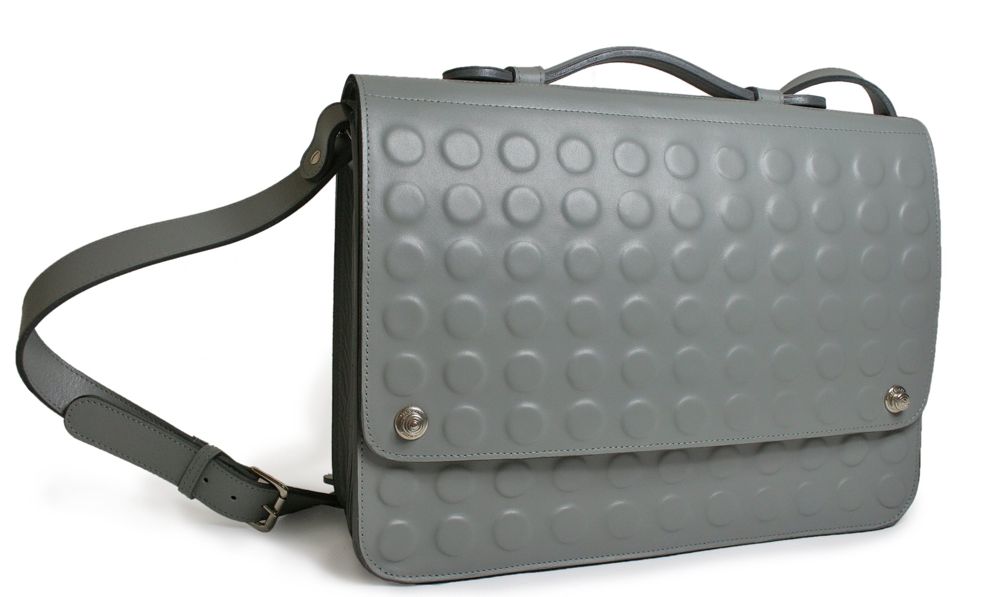 Grey Dot Folio