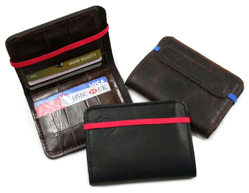 Elasticated Small Wallet