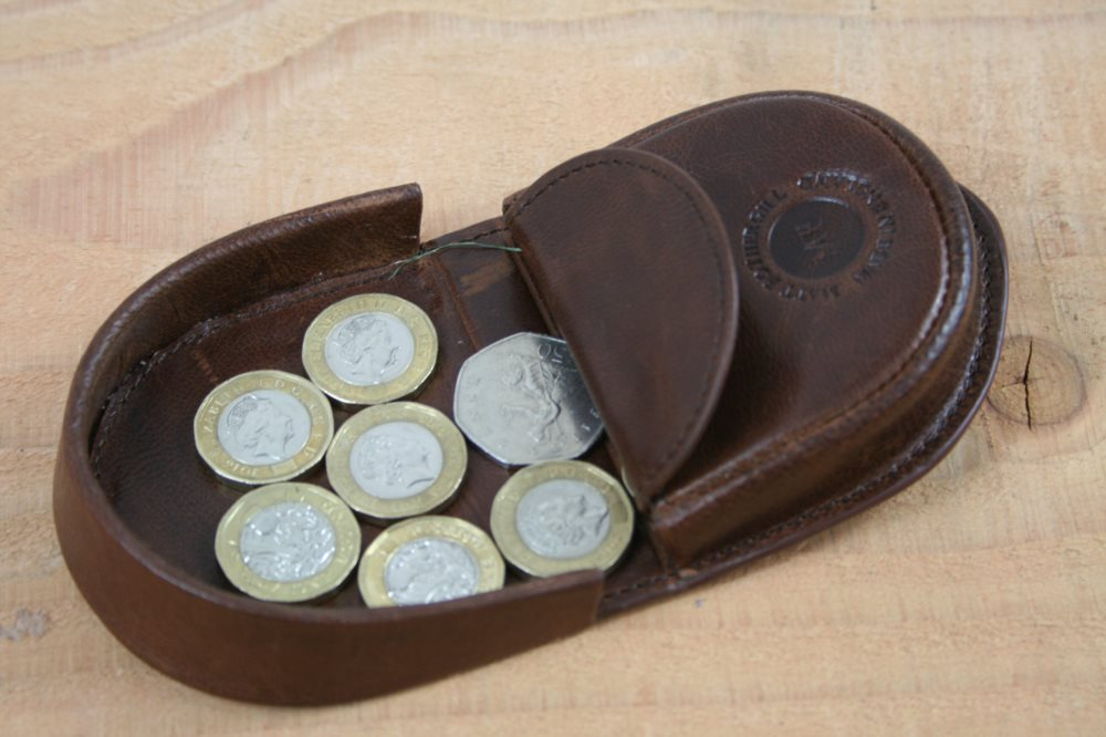 Coin Tray Wallet