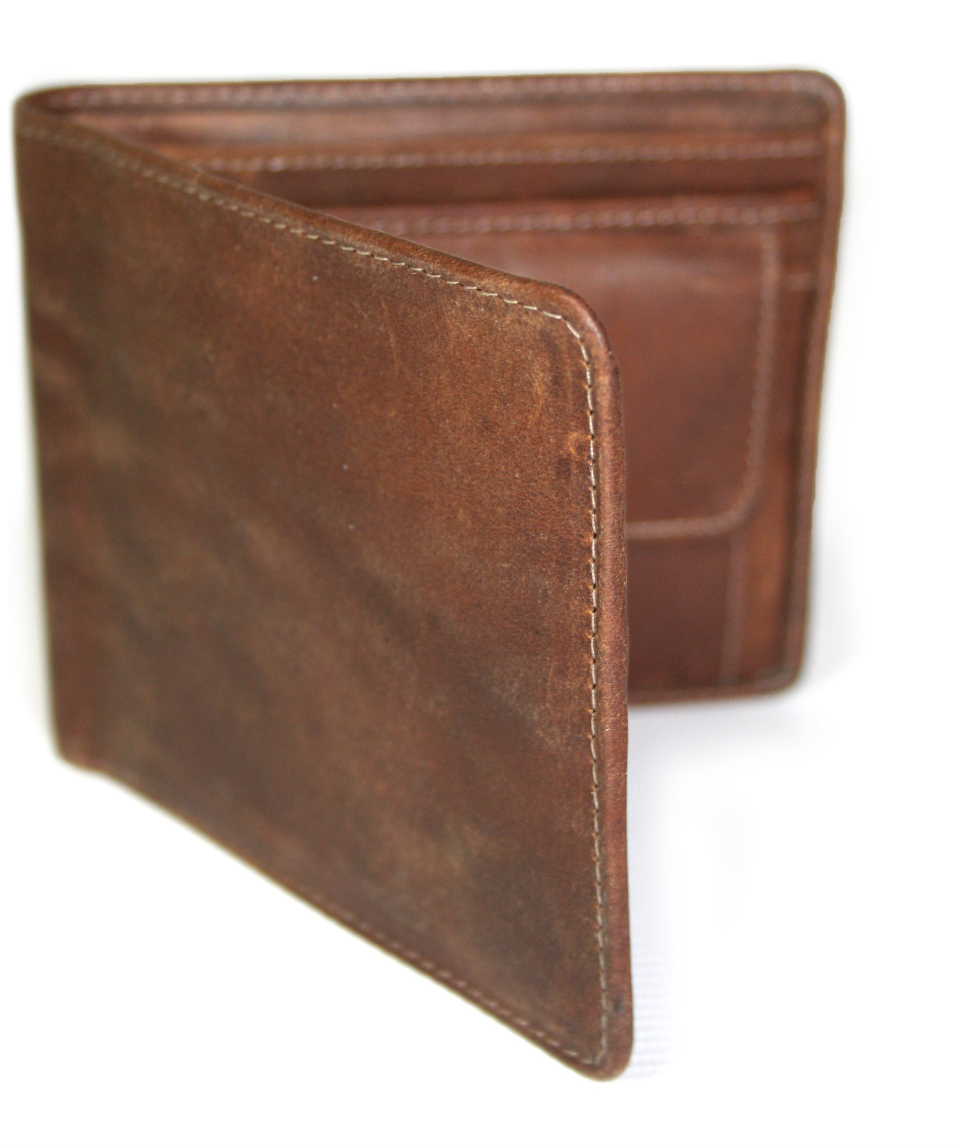 Mens Wallet With Change Section