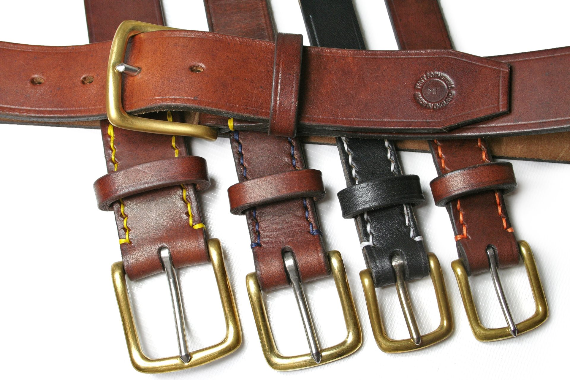 All English Oak Bark Belt