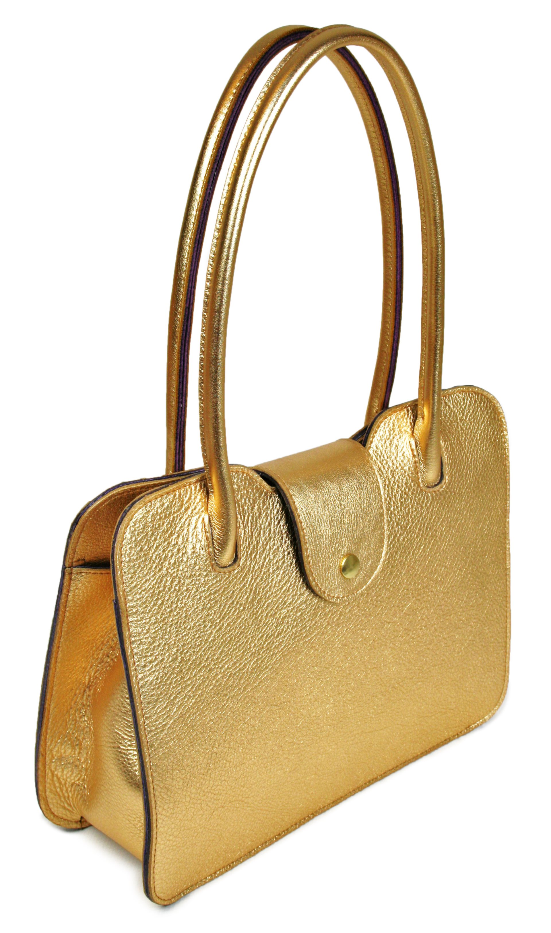 Gold Mytton Bag
