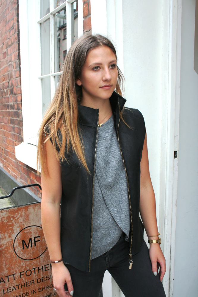 Burway Zipped Gilet