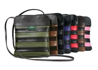 Striped Pub Bag